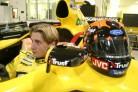 Christijan Albers Racing DTM Mercedes 2004 HWA AMG Jordan Estoril F1 Formula 1