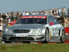 Christijan Albers Racing DTM Mercedes 2003 AMG